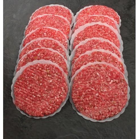 114g/4oz Steak Burgers