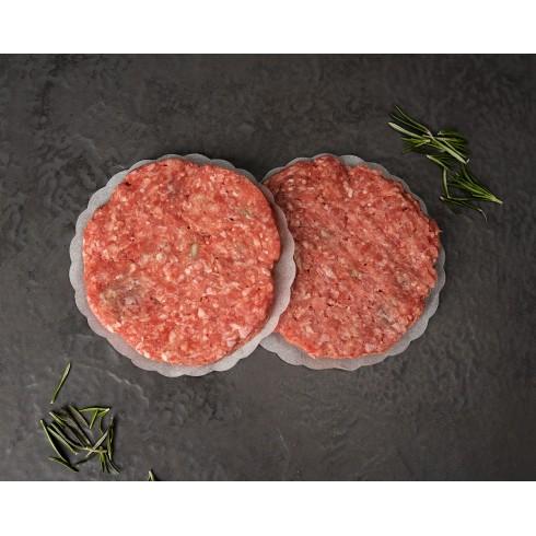114g/4oz Beef Burgers