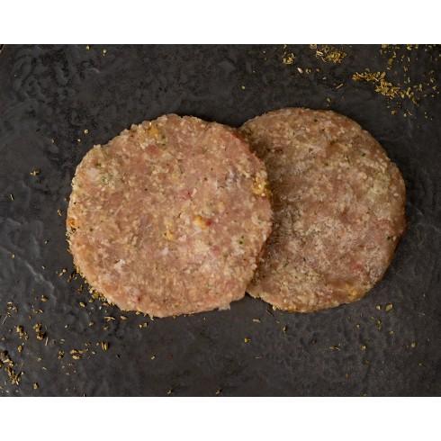 114g/4oz Chicken Burger