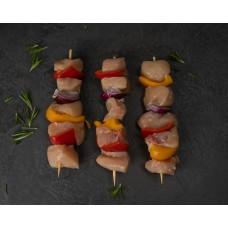 Chicken Kebabs Approx 6oz each