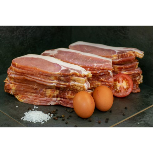 5lb Smoked Back Bacon