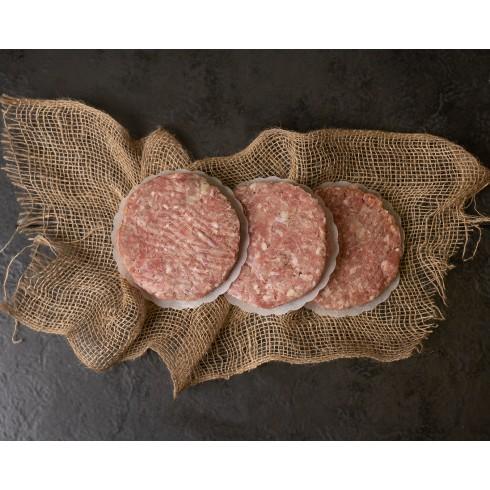 114g/4oz Pork & Apple Burger