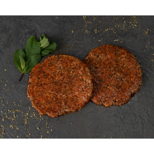 114g/4oz Lamb & Mint Burgers
