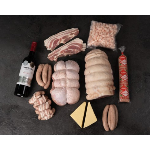 Christmas Meat Pack £58.50